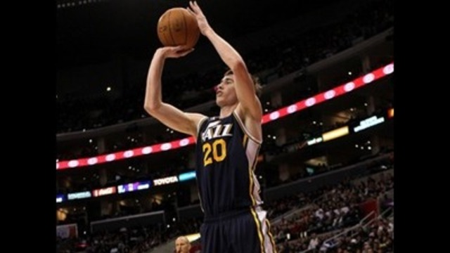 Gordon Hayward named to USA Team roster