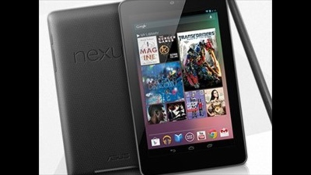 Staples stores to sell Google's Nexus 7 tablet