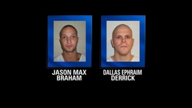 Two men escape from Uintah County Jail