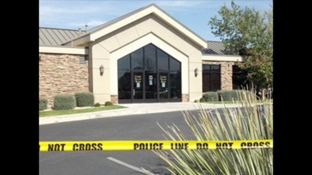 Police search for St. George bank robber
