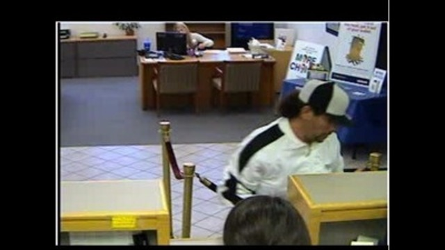 US Bank location robbed, Police seek suspect