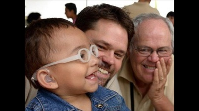 Olive Osmond Hearing Fund gives children the gift of sound