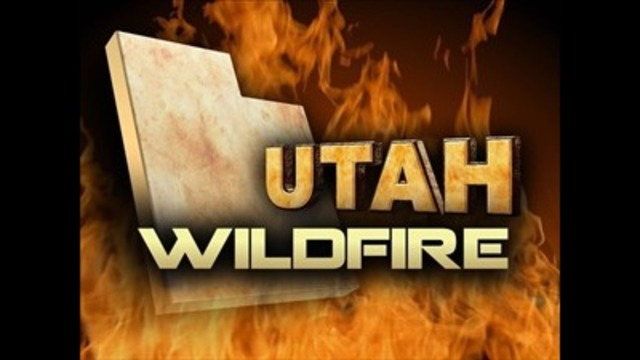 Tooele County wildfire started by military training