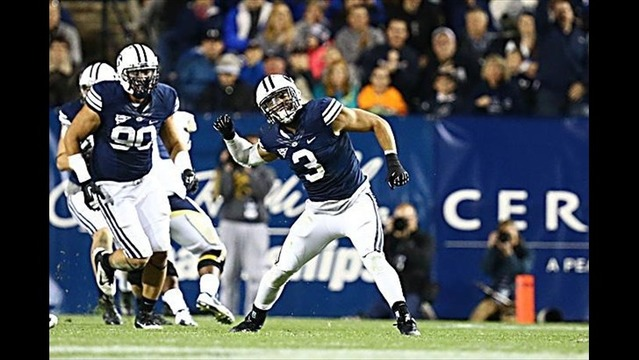 BYU's Kyle Van Noy drafted in 2nd round by Detroit Lions