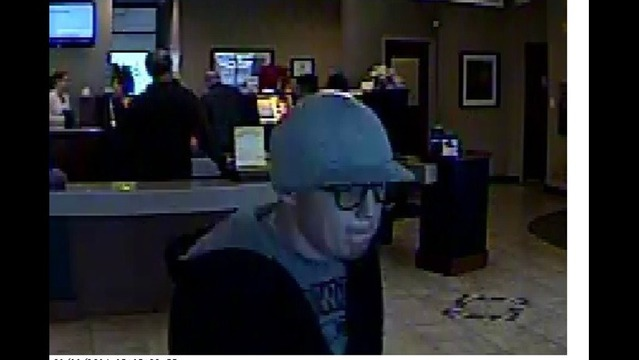 Suspect at large after Kaysville credit union robbery