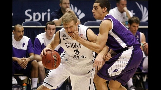 Tyler Haws named honorable mention All-American