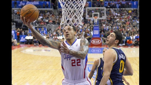 Despite Kanter's big night, Jazz lose to Clippers 102-87