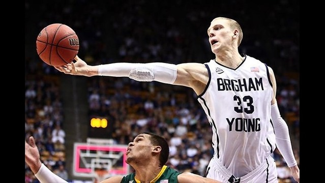 BYU takes over 2nd place in WCC with win over USF