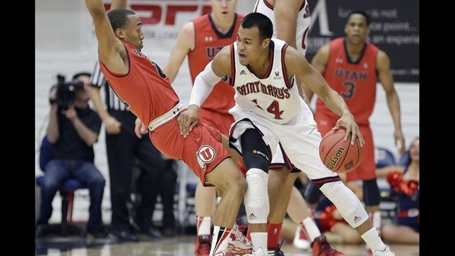 Utes stumble late again; lose 70-58