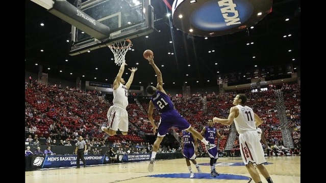 Wildcats fall to Arizona 68-59