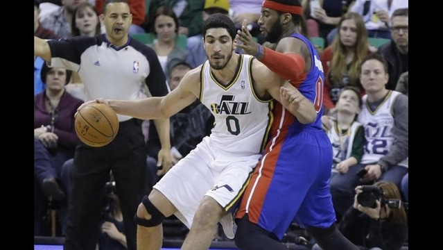 Jazz get blown out by lowly Pistons, 114-94