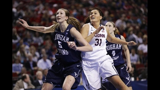 BYU comes up short in Sweet 16 against #1 UConn