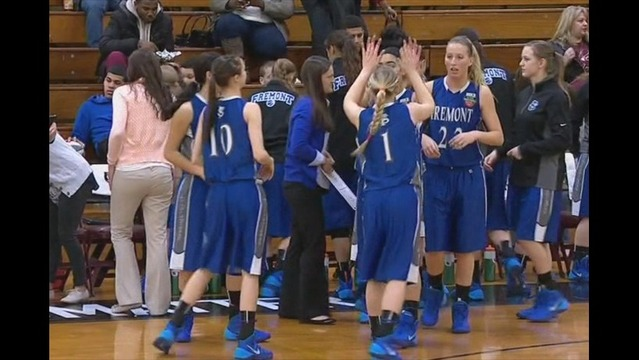 Fremont girls basketball wins; plays in MSG Saturday
