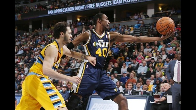 Nuggets rally past Jazz 101-94