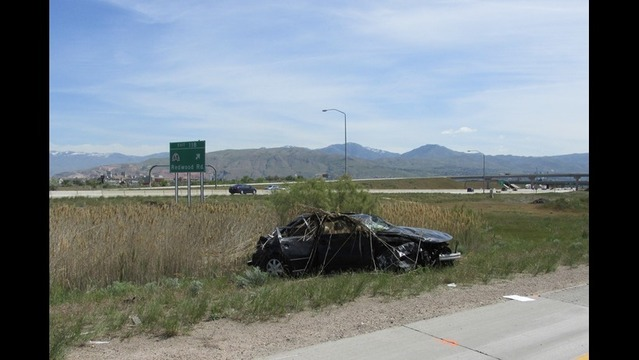 Victim and driver in fatal Saturday crash identified