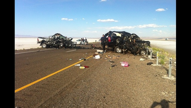 Officials identify victims of Tooele County fatal crash
