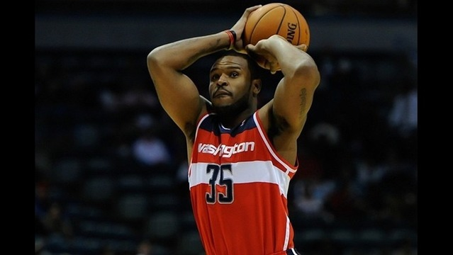 Jazz sign power forward Trevor Booker to 2-year deal