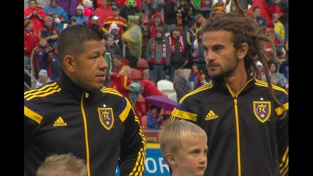 Beckerman, Rimando named to MLS All-Star Game Starting XI
