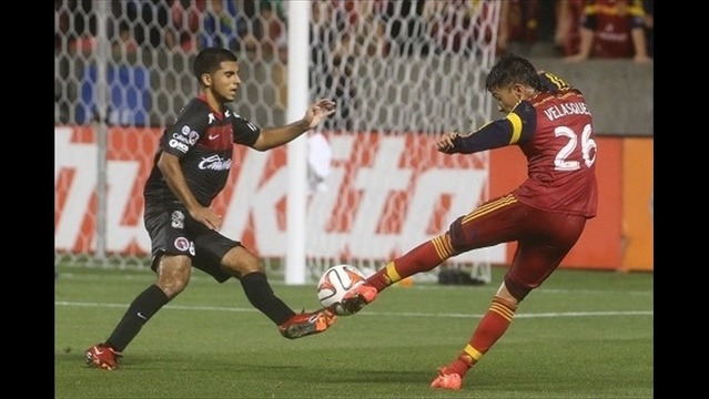 Luis Gil scores late as RSL earns 1-1 draw against Tijuana