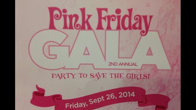 Susan G. Komen Foundation of Utah hosts Pink Party to Save the Girls