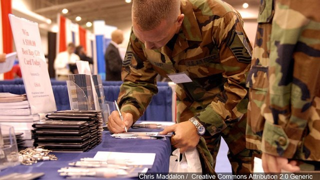 'Hero2Hired' Free Job Fair Held in St. George for Veterans January 21