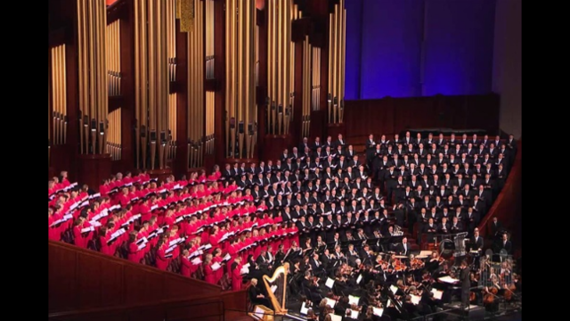 Mormon Tabernacle Choir To Perform at Presidential Inauguration