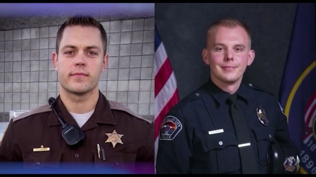 Utah Trucking Association Donates to Families of Fallen Officers