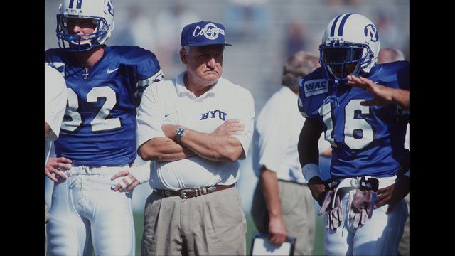 Utahns React to the Passing of LaVell Edwards