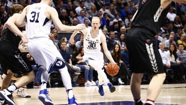 Mika, Haws lead BYU to blowout win over Santa Clara, 89-59