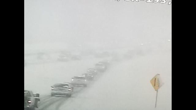 Poor Road Conditions, 20+ Stalled Vehicles Forces Closure of Hwy 89 in Davis County