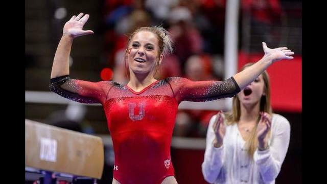 Skinner wins the all-around again as Red Rocks beat Washington