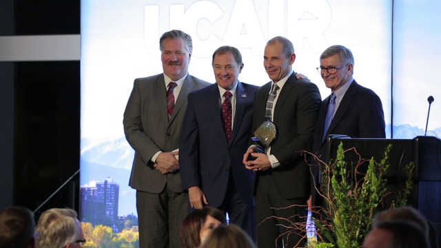 Governor, UCAIR Honor Air Quality Community Partners