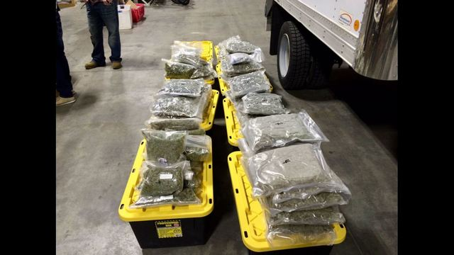 Police Seize 'High-Quality' Marijuana From Millcreek Home