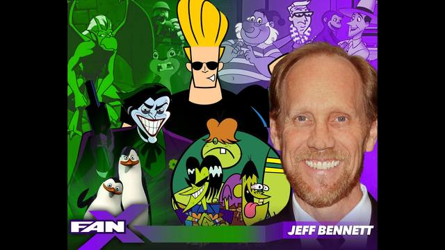 Voice Actor Behind Johnny Bravo Coming to FANX17