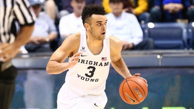 Elijah Bryant scores 39 as BYU clinches 3rd place in West Coast Conference