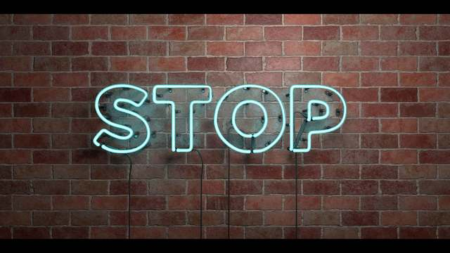 14 Things To Stop Doing Right Now