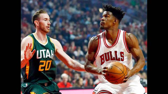 Jazz offense struggles in 95-86 loss to Chicago