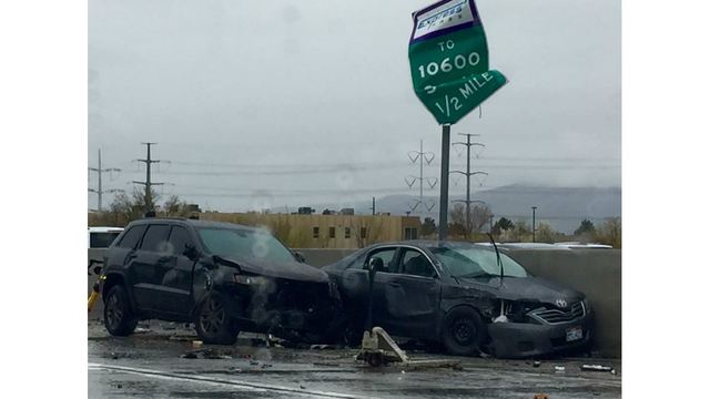 One dead after 5-vehicle crash on I-15 in Draper