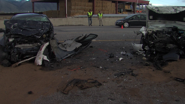 2 drivers critically injured in head-on collision in Logan
