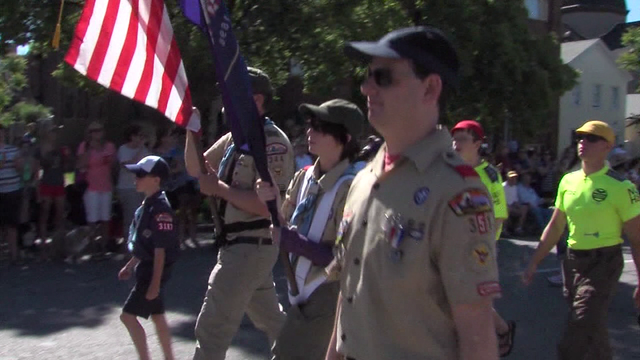 Mormons pull older teens out of Boy Scouts