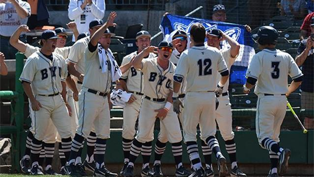 BYU baseball will play Cal State Fullerton in NCAA Stanford Regional Thursday