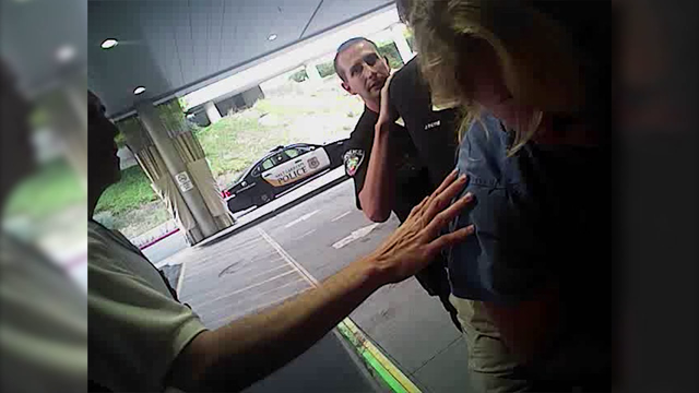 Patient involved in Utah nurse arrest is Idaho police officer