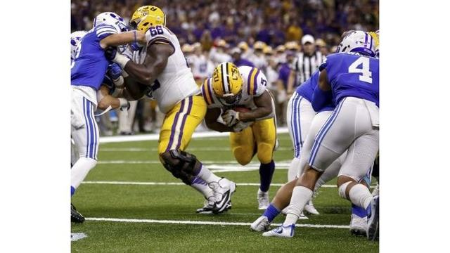 Dismal offensive performance dooms BYU football in loss to LSU