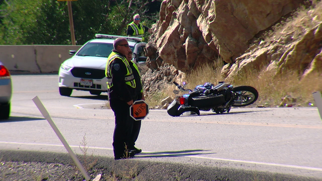 Motorcyclist killed in Big Cottonwood Canyon crash identified