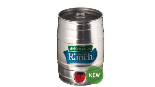 Hidden Valley offering mini ranch keg for the holidays