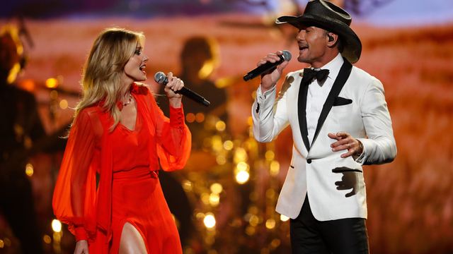 Tim McGraw and Faith Hill voice support for gun control: 'We all want a safe country'