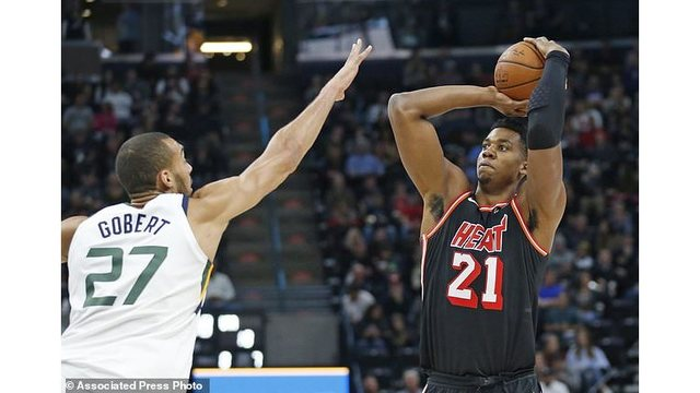 Jazz continue to sputter with 84-74 loss to Miami