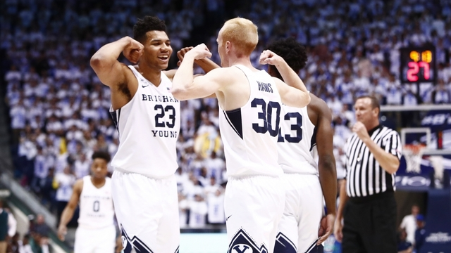 BYU wins season opener over Mississippi Valley State, 91-61