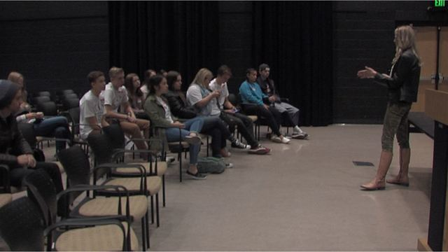Unified Police, AG's Office teach teens about sex trafficking