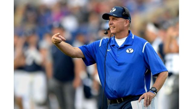 Ty Detmer out as offensive coordinator